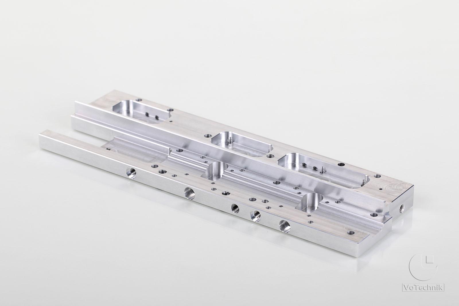 CNC Aluminiumfräsen Alubearbeitung
